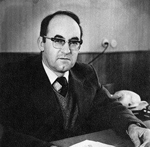 Mijaíl Troyánov, célebre científico soviético