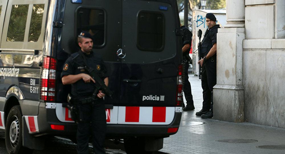 Mossos d'Esquadra, policía catalana (archivo)
