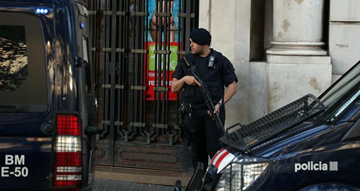 Policía de Cataluña (archivo)