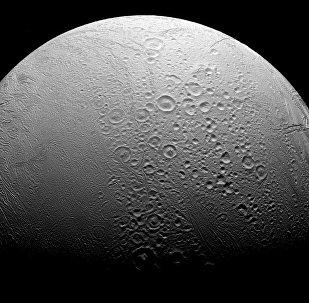 Encélado, satélite de Saturno