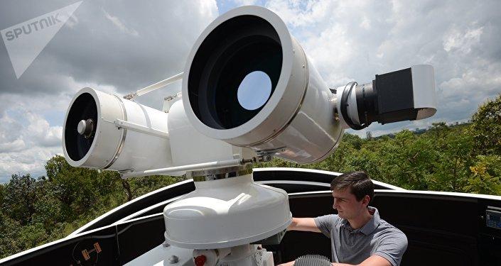 Sistema de monitoreo Glonass
