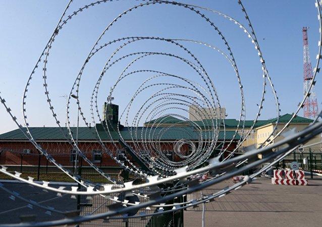 La estación de radar Voronezh (archivo)