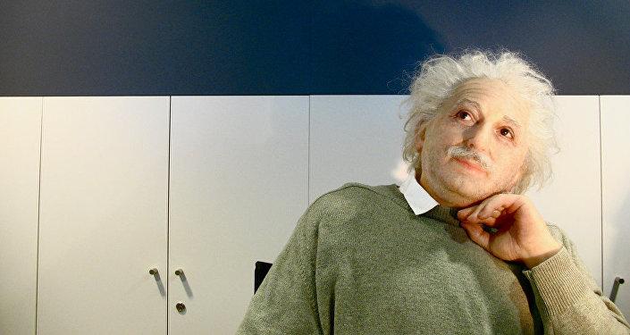 Albert Einstein (imagen referencial)