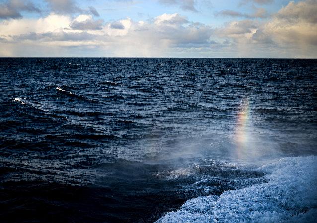 Océano (imagen referencial)
