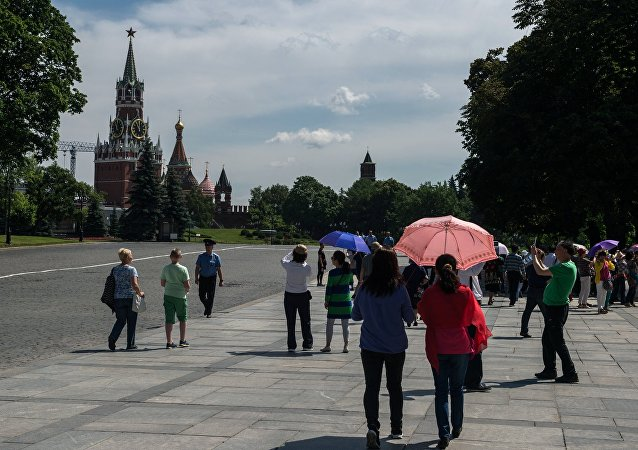 Extranjeros en Rusia (imagen referencial)