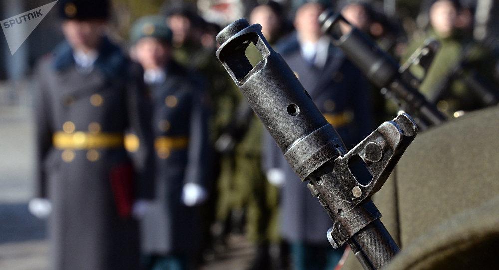 La Guardia Nacional de Rusia (archivo)