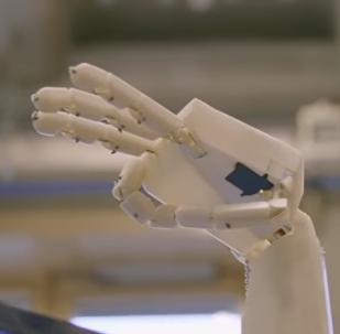 ASLAN, el robot que habla el lenguaje de signos