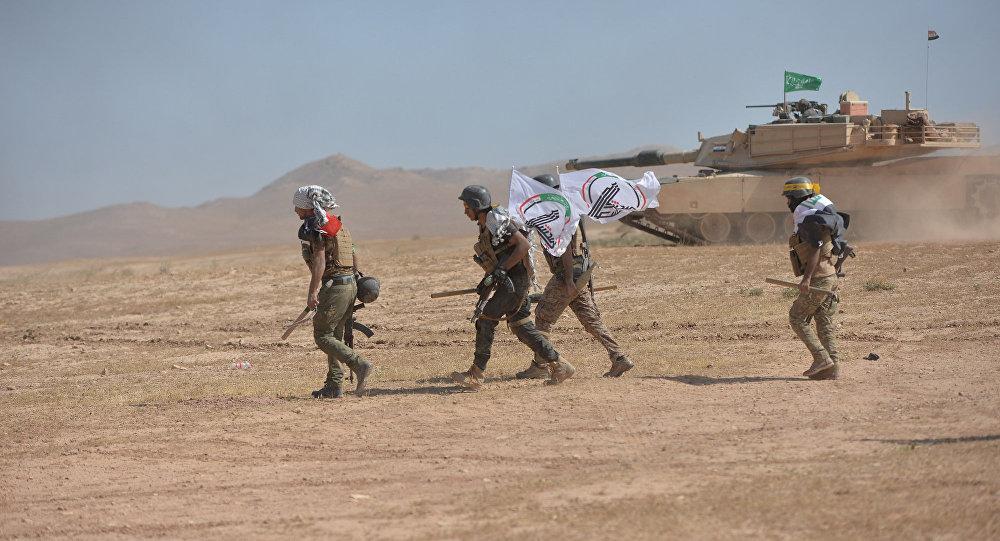 Tropas iraquíes
