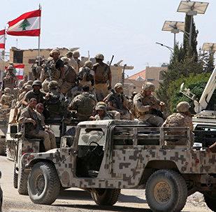 El Ejército del Líbano