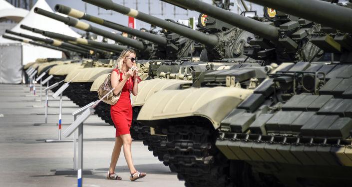 Lo mejor del Foro Internacional Técnico Militar Army 2017