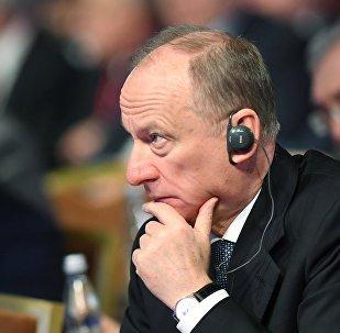 Nikolái Pátrushev, el secretario del Consejo de Seguridad de Rusia