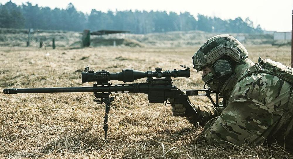 Récord de precisión: la empresa Lobaev renueva su línea de fusiles ...