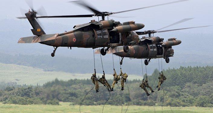 Las Fuerzas Armadas de Japón (imagen referencial)