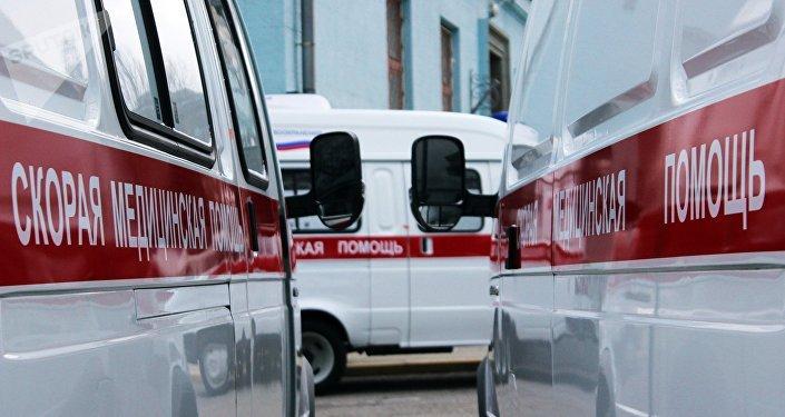 Ambulancias rusas