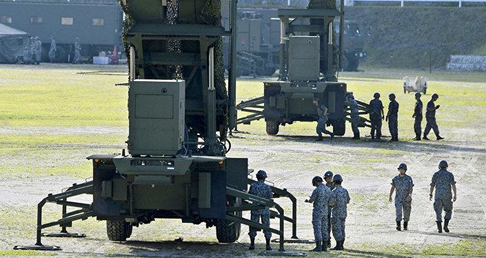 Los sistemas Patriot en Japón (imagen referencial)