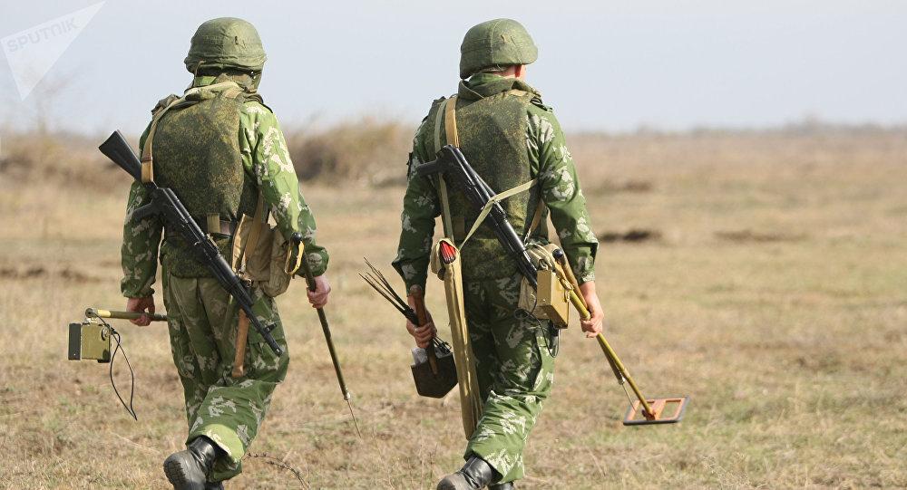 Zapadores rusos