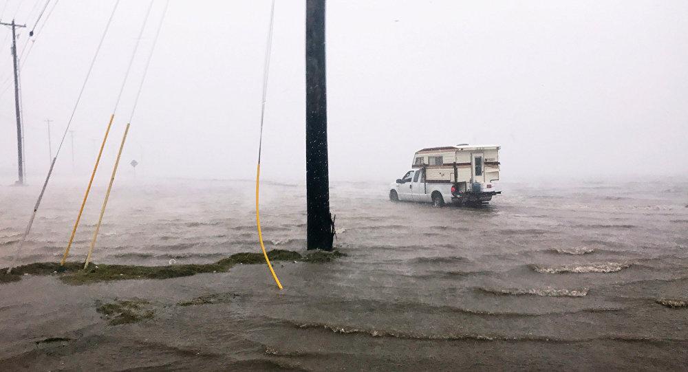 Consecuencias del huracán Harvey