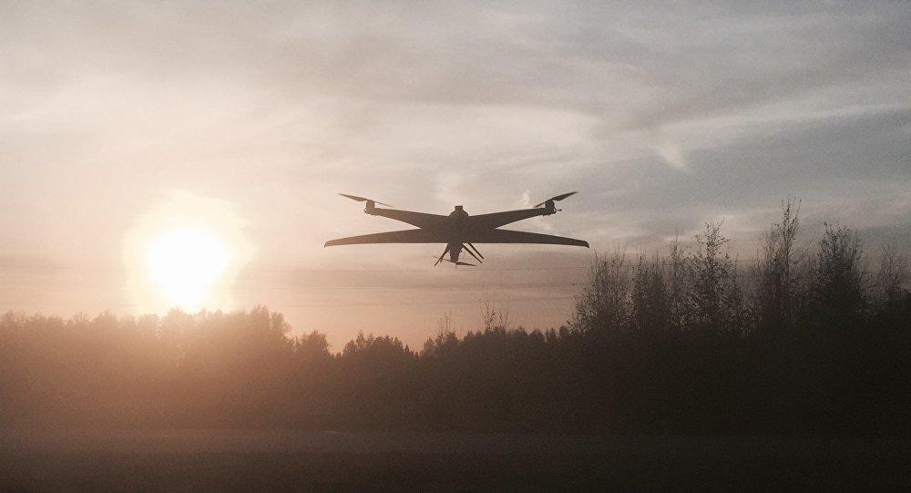 El dron Colibri S2