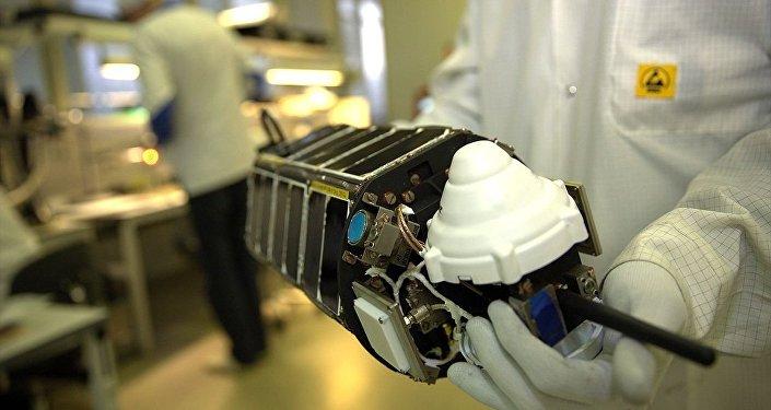 El nanosatélite ruso TNS-0 №2