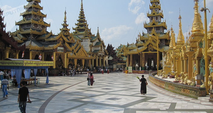 Birmania  (archivo)