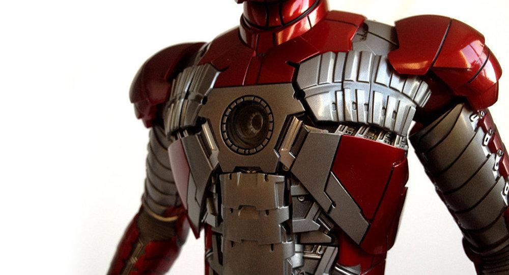 Imà Genes De Iron Man: Cómo El Personaje De Iron Man Inspira Al Ejército Ruso
