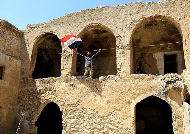 El castillo de Tel Afar, liberado de los yihadistas