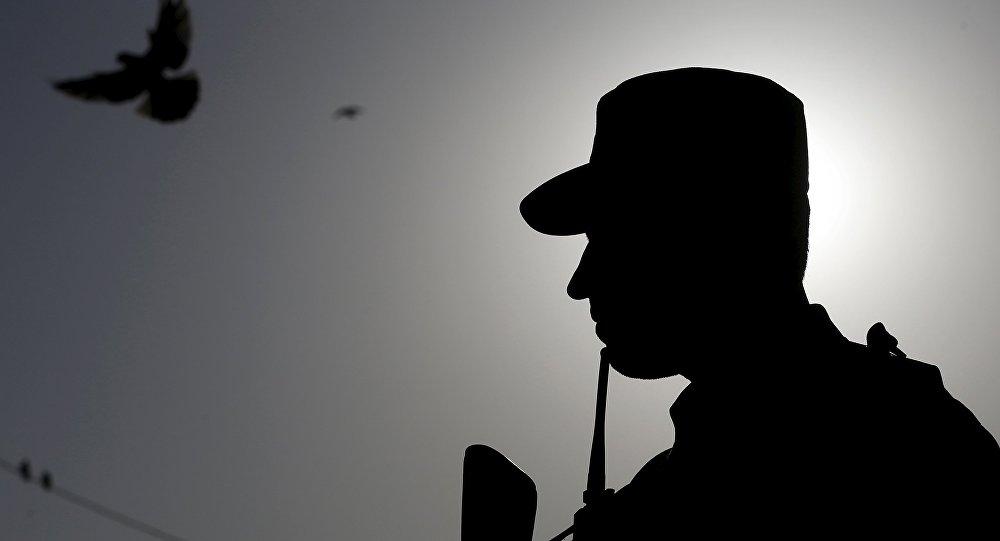 Policía afgano (archivo)