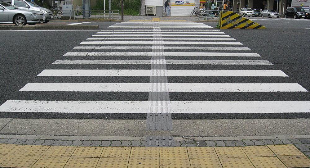 Resultado de imagen para cruce peatonal