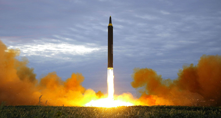 Un misil norcoreano de medio alcance