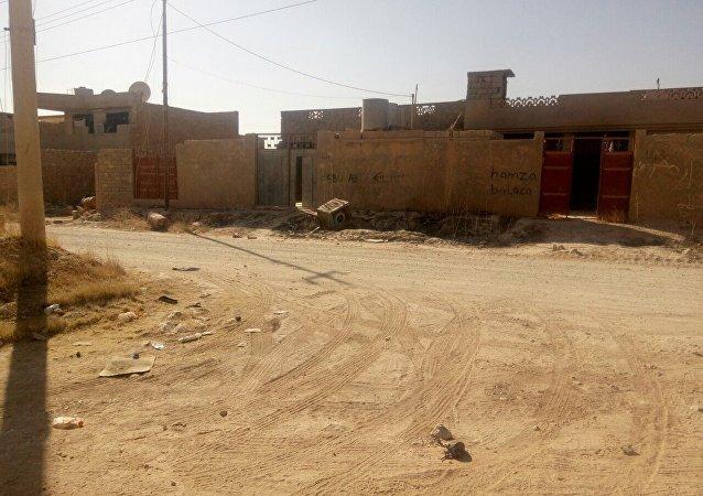 Situación el Tal Afar, Irak