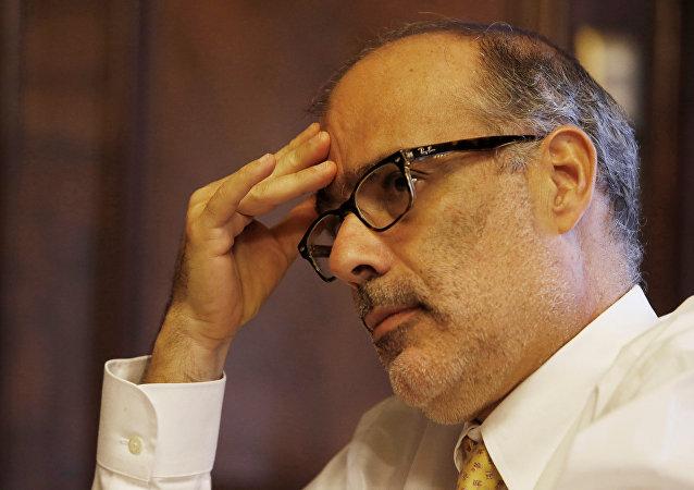 Rodrigo Valdés, ministro de Hacienda de Chile