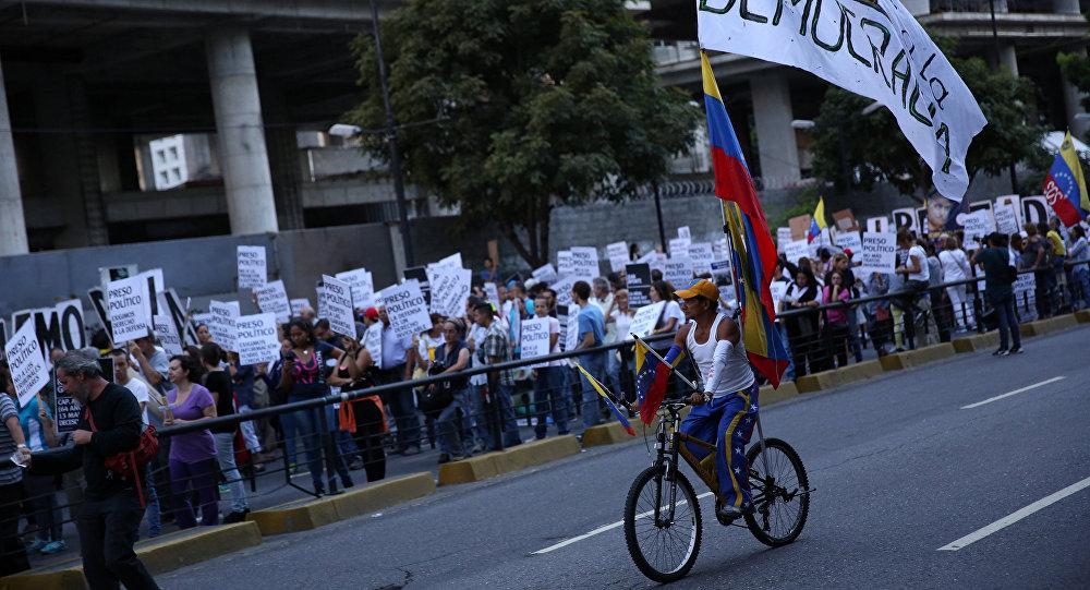 La situación en Venezuela (archivo)