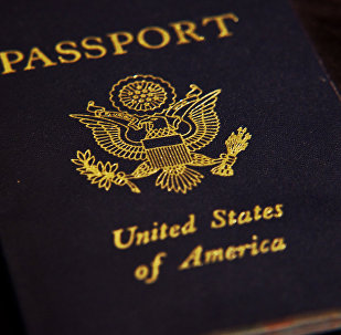 Pasaporte de EEUU (imagen referencial)