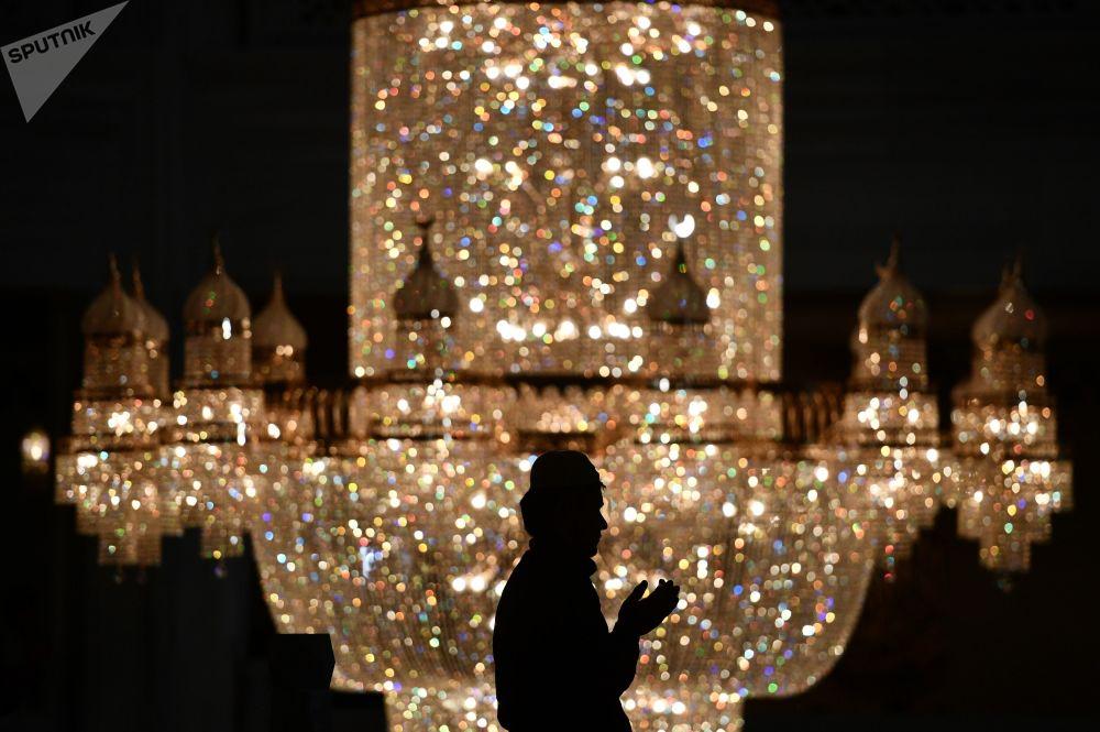 Los musulmanes de Rusia celebran la festividad de Eid al Adha