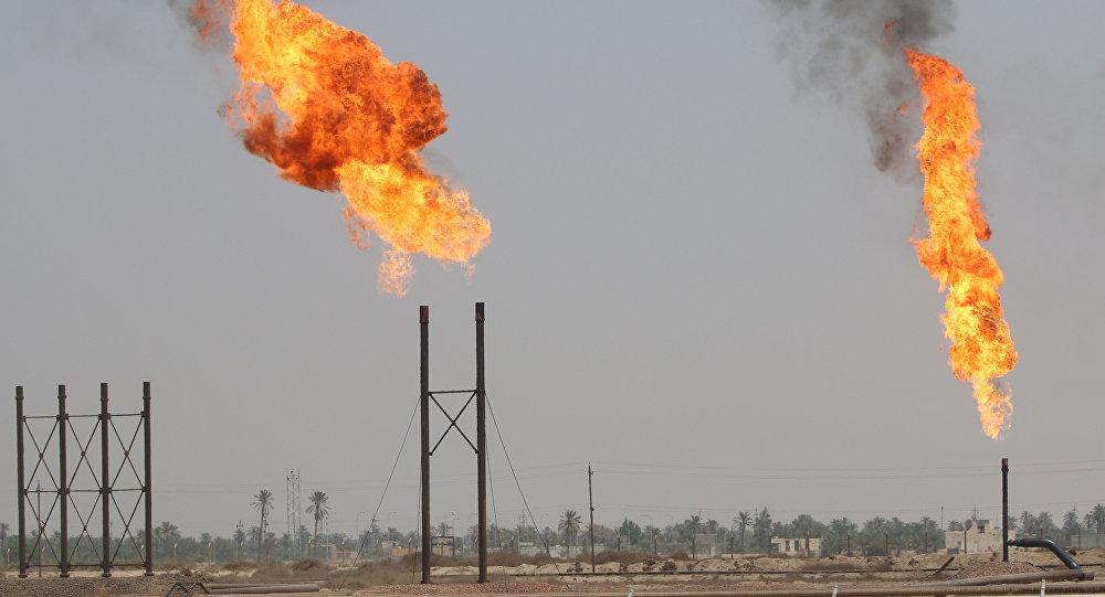 Un oleoducto (imagen referencial)