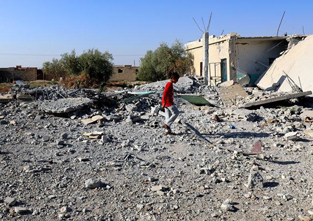 Situación en Al Raqa