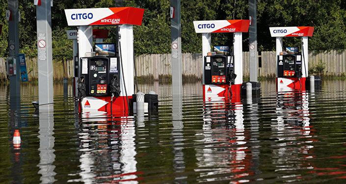 Congreso de EU aprueba fondos de rescate por 'Harvey'