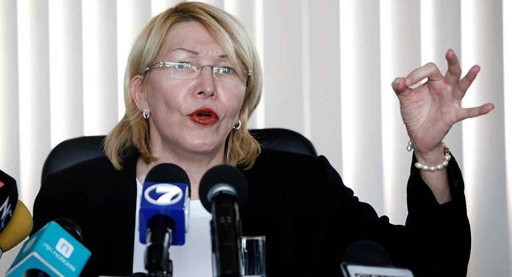 Luisa Ortega, exfiscal venezolana