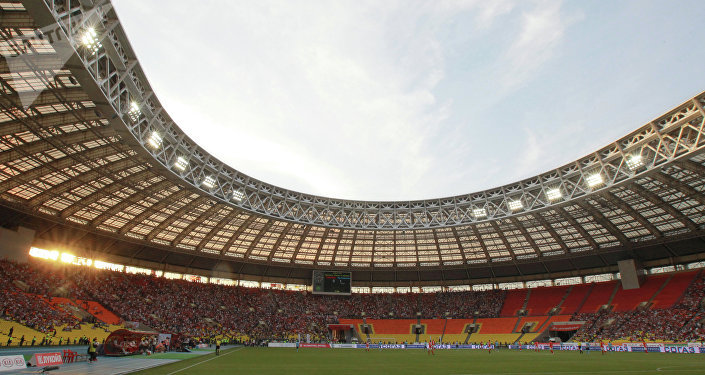 Estadio Luzhnikí de Moscú