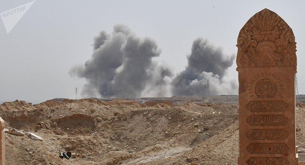 Gobierno sirio envía ayuda humanitaria a pobladores de Deir Ezzor