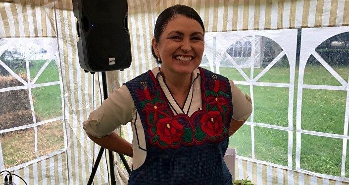 Marisa Ramos Abascal, investigadora gastronómica en la Universidad de Anáhuac