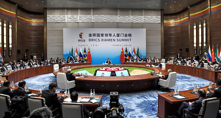 La cumbre de los BRICS en China