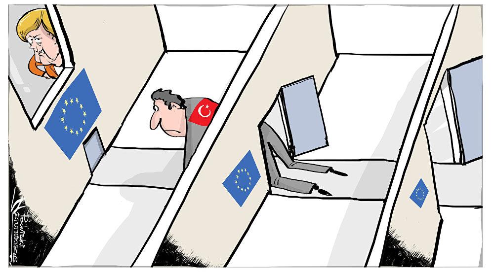 Alemania pone todo tipo de trabas a Turquía