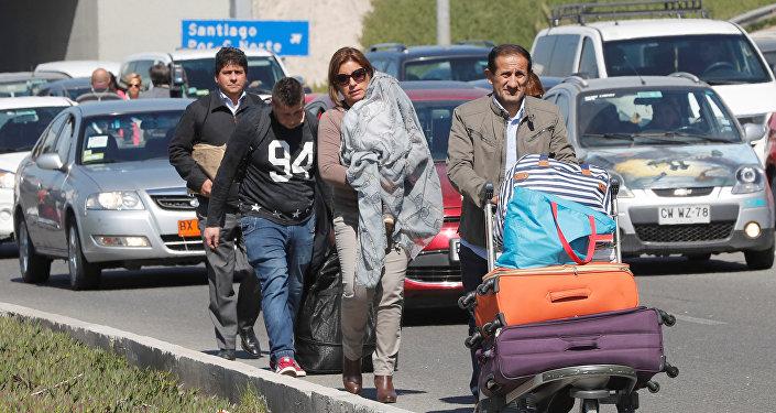 Taxistas chilenos podrían ser imputados por homicidio tras muerte de turista