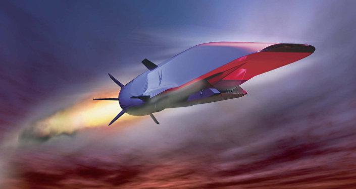 X-51A Waverider (imagen referencial)