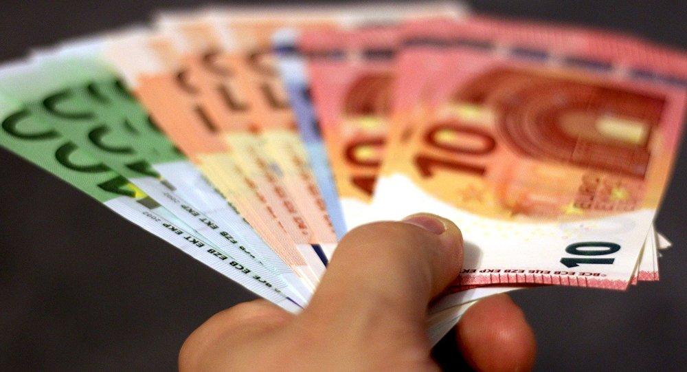 Euros (imagen referencias)