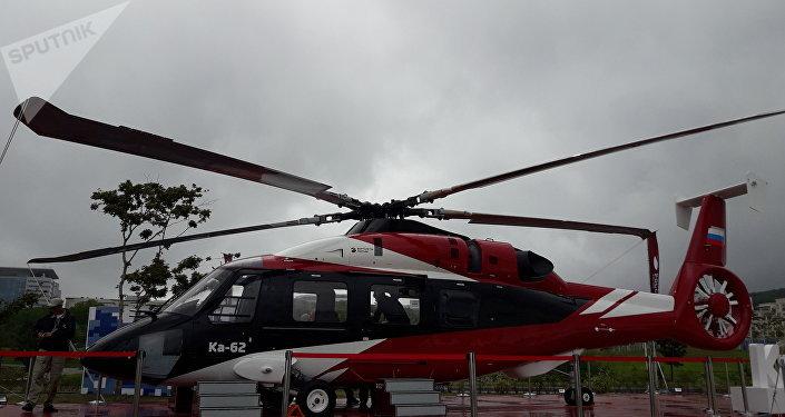 Helicóptero ruso Ka-62