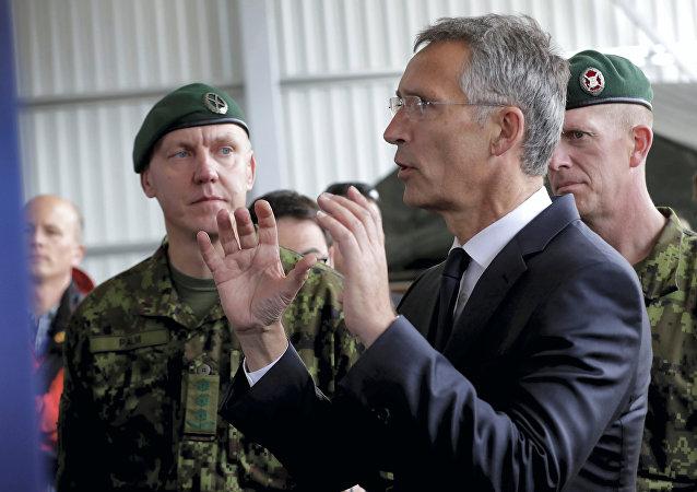 Jens Stoltenberg, el secretario general de OTAN