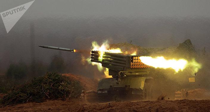 Las 10 mejores armas de las tropas de Misiles y Artillería de Rusia