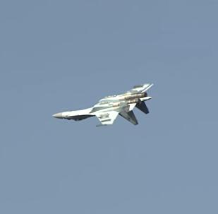 Los Su-35S dejan boquiabiertos a los participantes en el Foro Económico Oriental